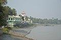 Bidhan Saikat Guest House with Northern Ghat - Taki - River Ichamati - North 24 Parganas 2015-01-13 4571.JPG
