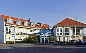 Biebesheim am Rhein - Town hall