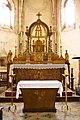 Bielle, Pyrénées Atlantiques, Eglise Saint-Vivien, retable du maitre autel IMGP0855.jpg
