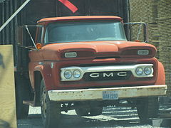 chevrolet c k wikipedia 1971 Chevy Truck Forums 1960 61 gmc medium duty truck