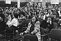 Bijeenkomst Rooie Vrouwen in Utrecht i.v.m. de Wet op d Seksediscriminatie op d, Bestanddeelnr 930-7112.jpg