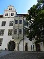 Bild Torgau Schöner Erker Schloss Hartenfels 2011.jpg