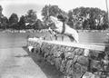 Bild von der Springkonkurrenz der Kavallerie Rekrutenschule Bern - CH-BAR - 3239795.tif