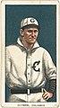 Bill Clymer, Columbus Team, baseball card portrait LCCN2008676931.jpg