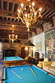 Billiard Room - Hearst Castle - DSC06359.JPG
