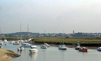 Billiers - Penn Lann harbour
