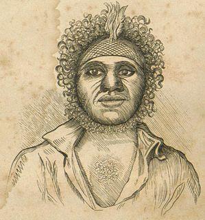 Biraban Australian Aboriginal leader