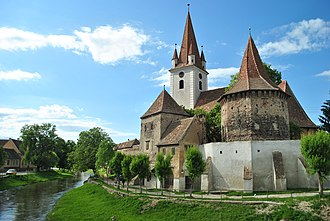 Cristian, Sibiu - Evangelical fortified church