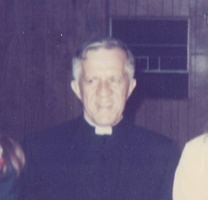 Anthony John King Mussio - Photograph from about 1973