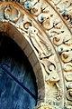 Blasimon église St Nicolas Voussures I, II sud.JPG