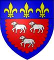 Blason Bourges Chef-lieu du Cher.PNG