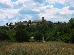 Blauzac - A general view of Blauzac