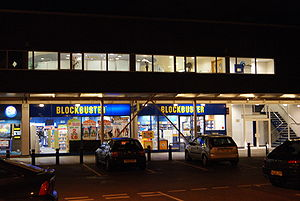 Blockbuster LLC - A Blockbuster store in Moor Allerton, Leeds