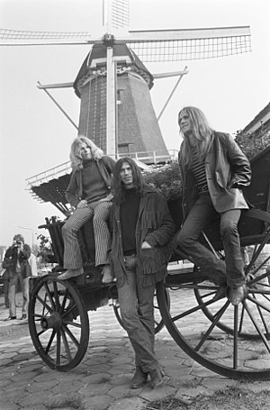 Blue Cheer - Image: Blue Cheer Amstelveen 1968