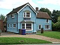 Blue house - geograph.org.uk - 917927.jpg