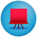 Blue icon - easel.png