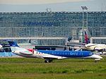 Bmi Regional, Embraer ERJ-145EP, G-RJXR (14052464389).jpg