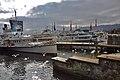 Boats at Burkliplatz, Zurich, Switzerland (Ank kumar) 01.jpg