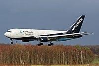 OY-SRF - B762 - Star Air (Denmark)
