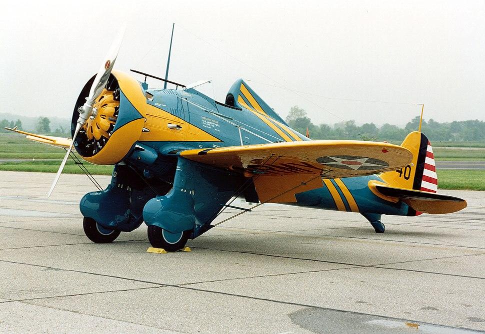 Boeing P-26A USAF