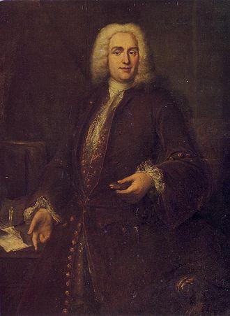 Joseph Bodin de Boismortier - Joseph Bodin de Boismortier