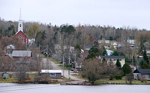 Bonfield, Ontario - Image: Bonfield ON
