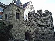 Bonn old ruins