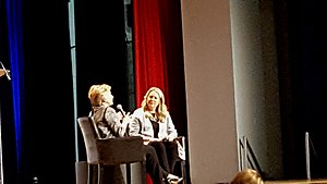 What Happened (Clinton book) - Clinton discussing the book with Cheryl Strayed at BookExpo America