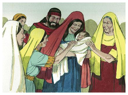 yokébed dans la bible