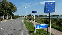 Border between Denmark and Germany at Rudbøl.jpg