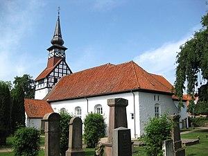 Nexø - Image: Bornholm Nexø Kirke