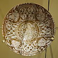 Bowl, lustre-ware, unidentified - Royal Ontario Museum - DSC04808.JPG