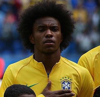 Willian (footballer, born 1988) Brazilian association football player
