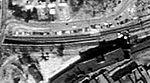 Branford station aerial view, March 1992.JPG