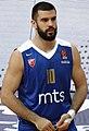 Branko Lazić 10 KK Crvena zvezda 20171219.jpg