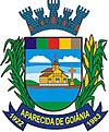 Official seal of Aparecida de Goiânia