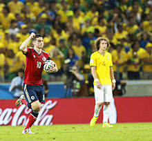 Brazil and Colombia match at the FIFA World Cup 2014-07-04 (20).jpg