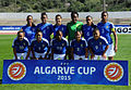 Brazil at the Women's Algarve Cup 2015 (16716291896).jpg