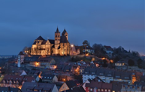 Breisach minster, Germany