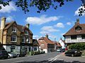Brenchley, village centre.jpg