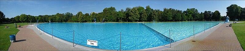 Bäder Frankfurt liste der schwimmbäder in frankfurt am wikiwand
