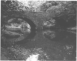 Bridge in Lykens Township No. 1 - Bridge in Lykens Township No. 1, 1982