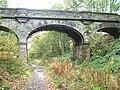 Bridge over dismantled railway. - geograph.org.uk - 74082.jpg