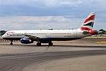 British Airways, G-EUXL, Airbus A321-231 (42595961630).jpg