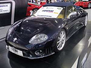 British International Motor Show 2006 - IMG 0160 - Flickr - cosmic spanner.jpg