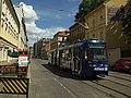 Brno, Staré Brno, Tramvaj K2R.JPG