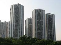 Public Housing Estates On Tsing Yi Island Wikipedia