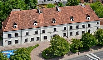 Anna Vasa of Sweden - Image: Brodnica, Pałac Anny Wazówny