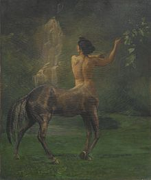 Brooklyn Museum - Centauress - John La Farge - overall.jpg