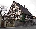 Bruck (Erlangen) Fachwerkhaus 001.JPG
